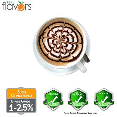Mocha Extract by Real Flavors