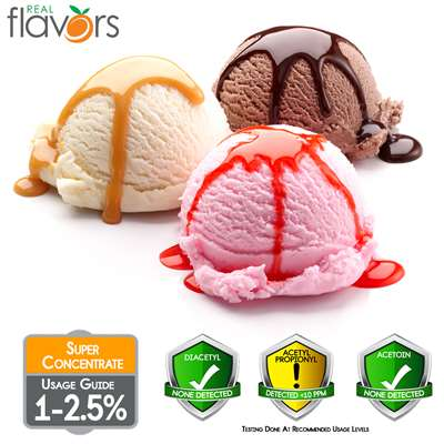 Neapolitan Ice Cream Extract by Real Flavors