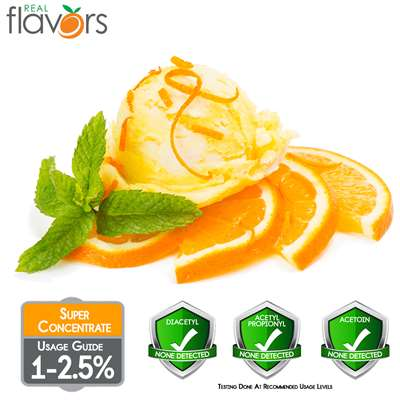 Orange Cream Extract by Real Flavors