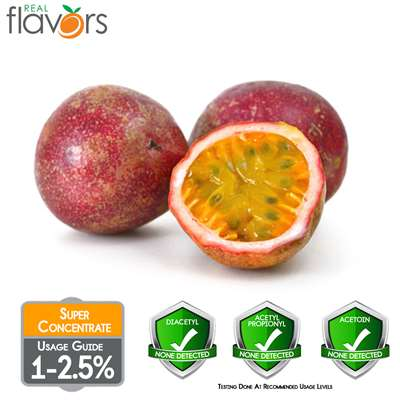 Passion Fruit Extract by Real Flavors