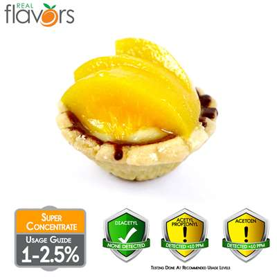 Peach Cobbler Extract by Real Flavors