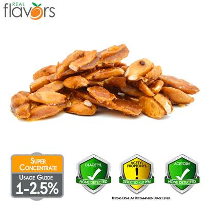 Peanut Brittle Extract by Real Flavors