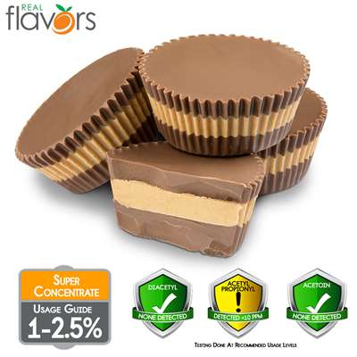 Peanut Butter Cup Extract by Real Flavors