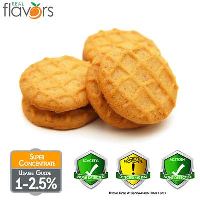 Peanut Butter Cookie Extract by Real Flavors