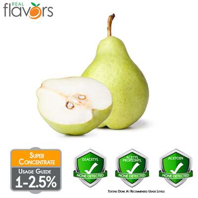 Pear Extract by Real Flavors
