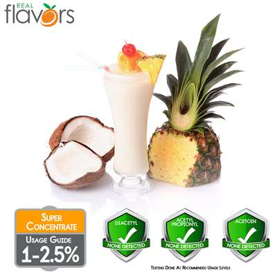 Pina Colada Extract by Real Flavors