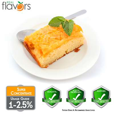 Pineapple Cake Extract by Real Flavors