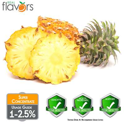 Pineapple Extract by Real Flavors