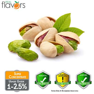 Pistachio Extract by Real Flavors