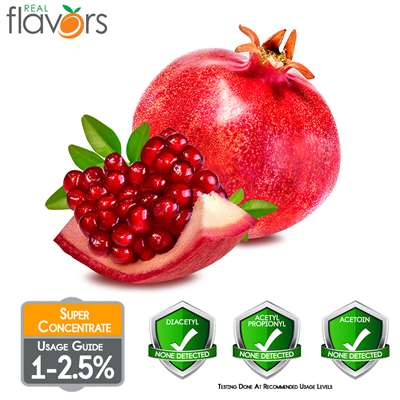 Pomegranate Extract by Real Flavors