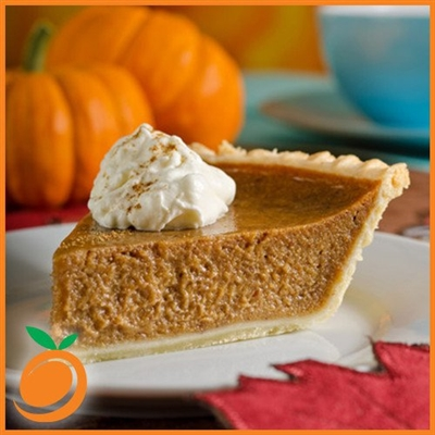 Pumpkin Pie by Real Flavors