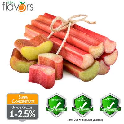 Rhubarb Extract by Real Flavors