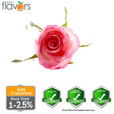 Rose Extract by Real Flavors