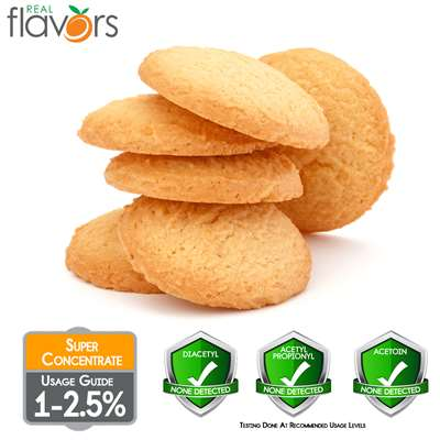 Shortbread Cookie Extract by Real Flavors