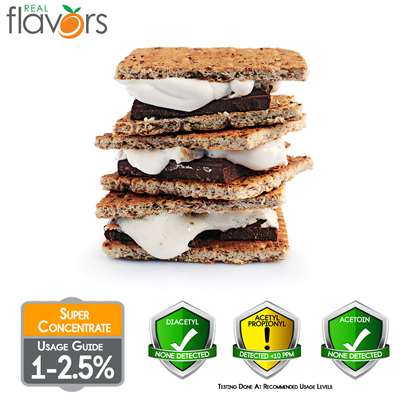 Smores Extract by Real Flavors