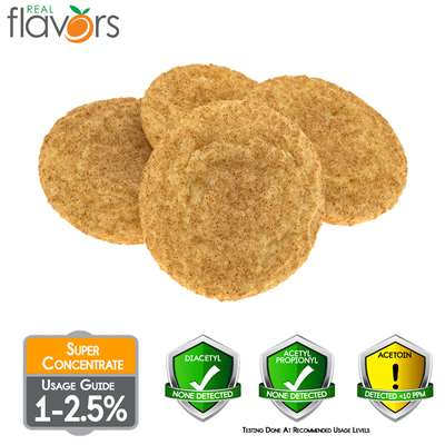 Snickerdoodle Extract by Real Flavors