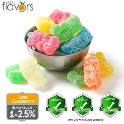 Sour Gummy Extract by Real Flavors