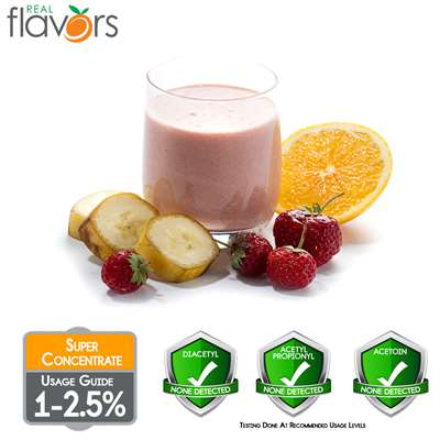 Strawberry Banana Smoothie Extract by Real Flavors