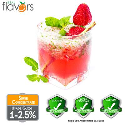 Strawberry Lemonade Extract by Real Flavors