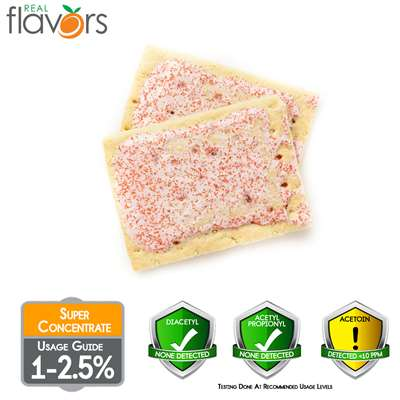 Strawberry Pastry Extract by Real Flavors