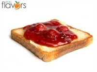 Strawberry Jam with Toast Extract by Real Flavors