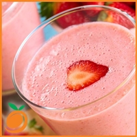 Strawberry Milkshake by Real Flavors