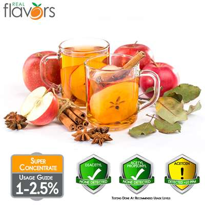 Warm Apple Cider Extract by Real Flavors