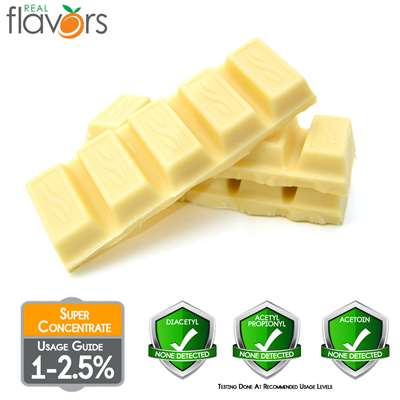 White Chocolate Extract by Real Flavors