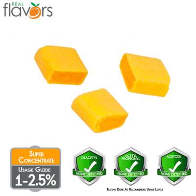 Yellow Candy - Burst Type Extract by Real Flavors