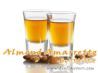 Almond Amaretto by TFA / TPA