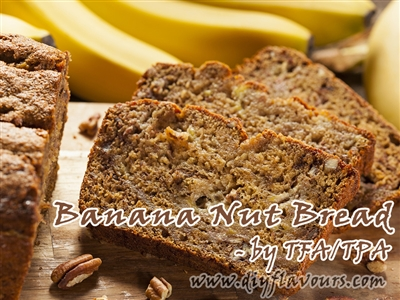 Banana Nut Bread Flavor by TFA or TPA