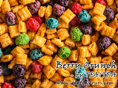Berry Crunch Flavor by TFA or TPA