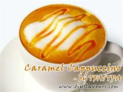 Caramel Cappuccino by TFA or TPA