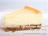 Cheesecake Graham Crust Flavor by TFA or TPA