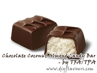 Chocolate Coconut Almond Candy Bar by TFA or TPA