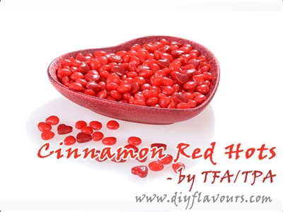 Cinnamon Red Hots by TFA or TPA