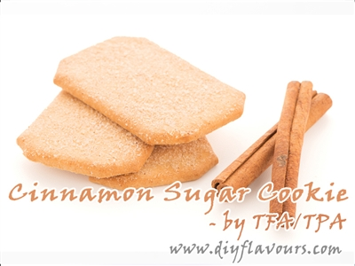 Cinnamon Sugar Cookie Flavor by TFA or TPA