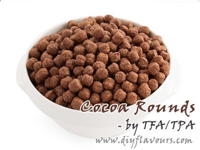 Cocoa Rounds Flavor by TFA or TPA