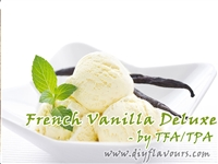 French Vanilla Deluxe Flavor by TFA / TPA