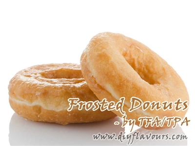 Frosted Donuts Flavor by TFA or TPA
