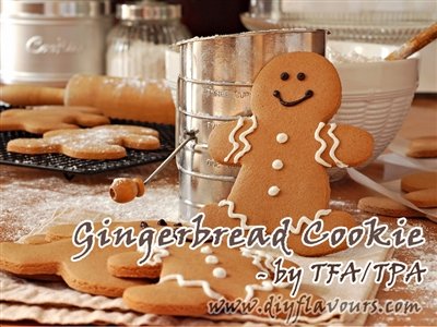 Gingerbread Cookie Flavor by TFA or TPA