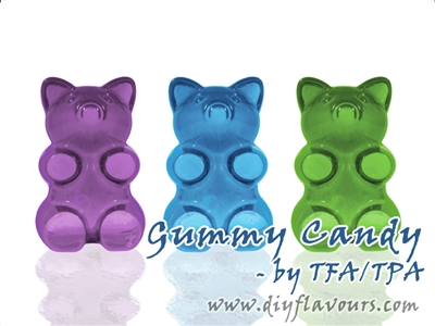 Gummy Candy Flavor by TFA or TPA