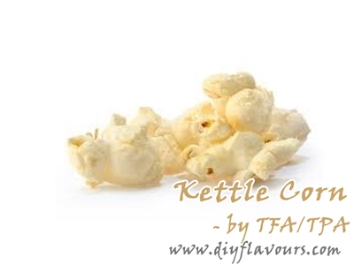 Kettle Corn Flavor by TFA or TPA