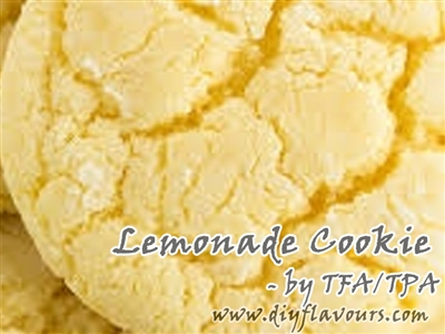 Lemonade Cookie Flavor by TFA or TPA