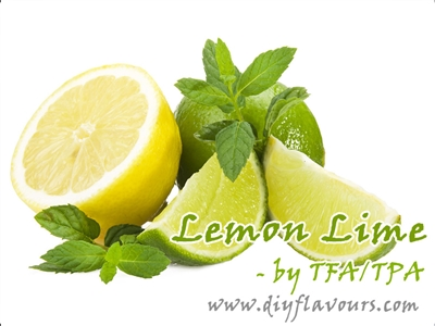 Lemon Lime Flavor by TFA or TPA