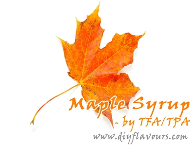 Maple Syrup Flavor by TFA or TPA