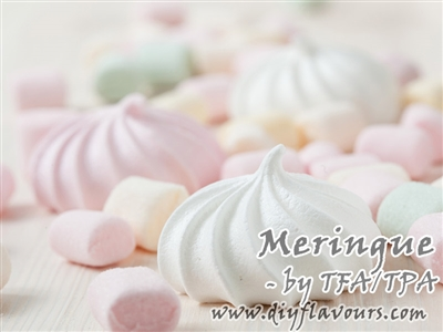 Meringue Flavor by TFA or TPA