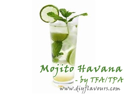 Mojito Havana Flavor by TFA or TPA