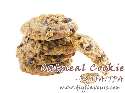 Oatmeal Cookie Flavor by TFA or TPA