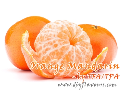 Orange Mandarin Flavor by TFA or TPA